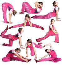 Техника выполнения упражнений для похудения