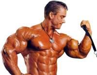 Тренировки с целью увеличения массы