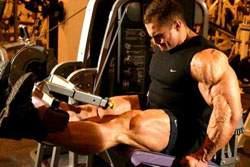 Тренировка мышц бедра