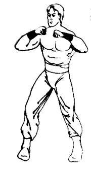 Базовая стойка («уключный сустав»)