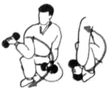 Упражнения для бойцов-рукопашников