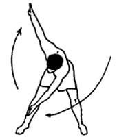 Упражнения для боксера: мельница