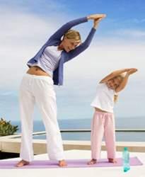 Разминка перед тренировкой - фитнес