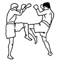 Способы отработки ударов