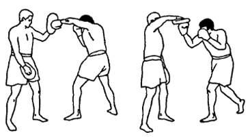 Апперкоты в тайском боксе