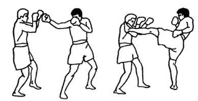 Способы определения точки нанесения удара