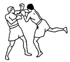 бокс отбил кулак: