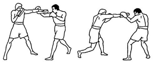 Отбивы в тайском боксе