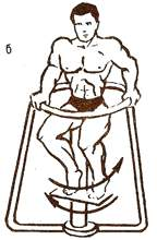 Тренажеры для проработки косых мышц живота.