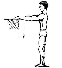 """Упражнение для грудной клетки """"честстреч"""""""