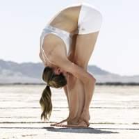 Бодифлекс: упражнение для растяжки подколенных сухожилий