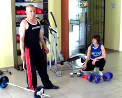 Фитнес с гантелями для женщин (г. Конотоп)