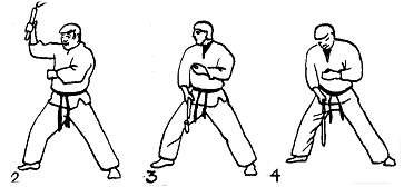 Плечевой возврат: уроки нунчаку