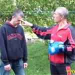 Боевая стойка: видео урок