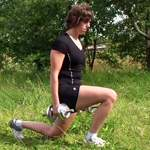 Эффективные упражнения для похудения. Видео