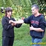 Приемы кунг фу: видео урок