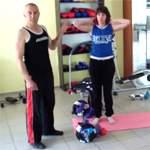 Упражнения для плоского живота 2: видео урок