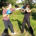 Удары руками: видео урок