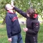 Приемы самообороны: видео урок