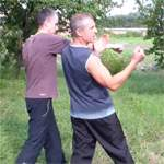 Уход от удара: видео урок