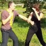 Перенаправление удара: видео урок