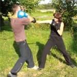 Тренировочный бой: видео урок