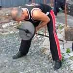 Проработка верхней части спины