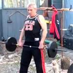 Упражнение для верхней части трапециевидных мышц